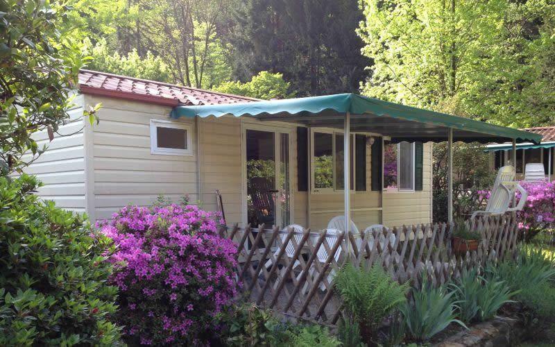 Mobilheim Kaufen Lago Maggiore : Mobilheime 2b cannobio camping valle romantica