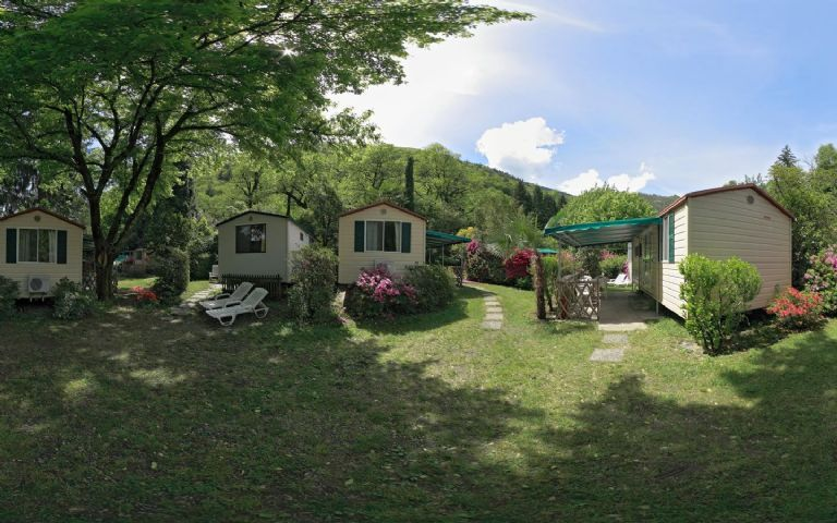 Mobilheime Camping Valle Romantica