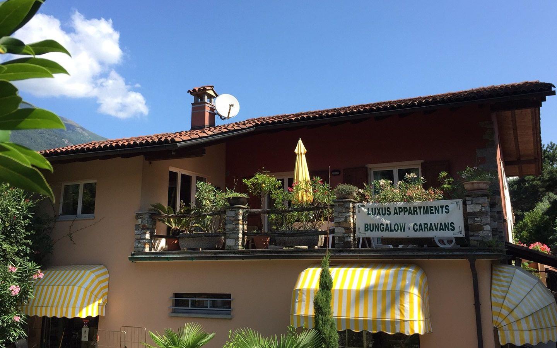 Ferienwohnung Cipresso Lago Maggiore