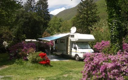 Campingplatze Valle Romantica Camper