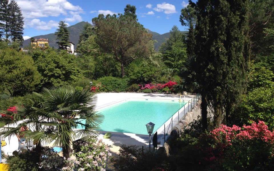 Foto galerie camping Valle Romantica Cannobio Lago Maggiore