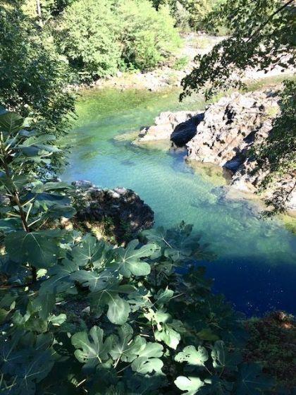 Der Cannobino Fluss