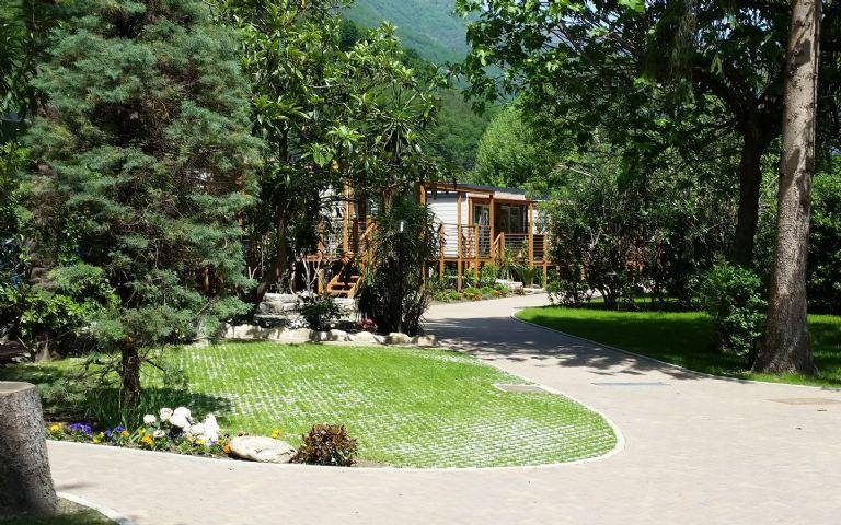 Mini-Suite für Urlaub am Lago Maggiore