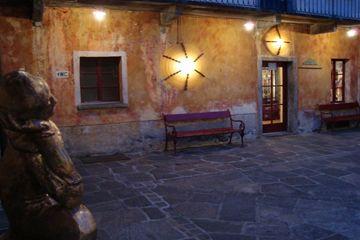 Teatro e Museo Comico Dimitri a Verscio (Centovalli)